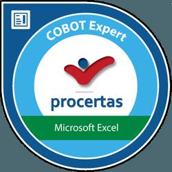 cobot expert microsoft excel logo